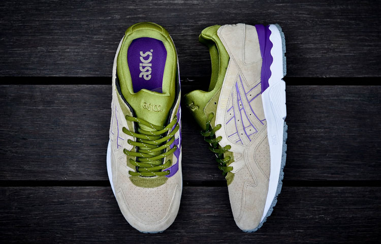 new styles ae299 d2a6c Gel Lyte V - Sole Mates by H&D