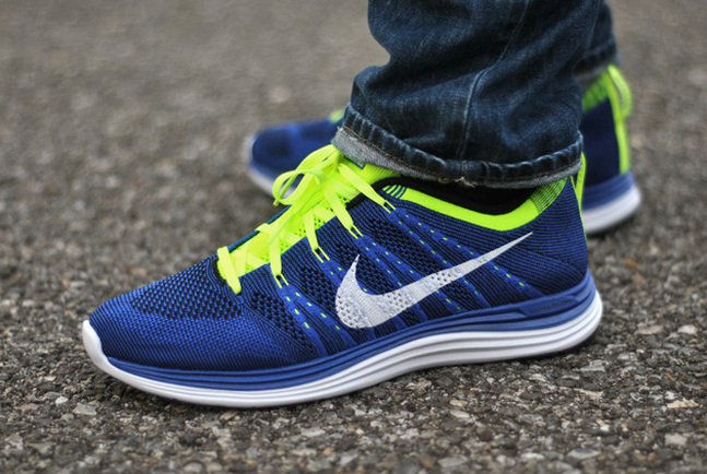 quality design 7316a 01545 Flyknit Lunar 1 - Sole Mates by H&D